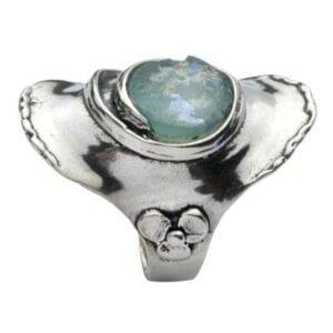 Roman Glass ring