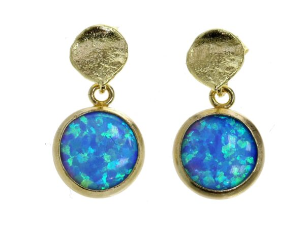 Opal earrings-0